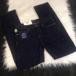 NWT Patagonia blue straight jeans
